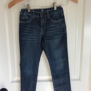 Boys 7 for all mankind jeans, straight leg, size 7